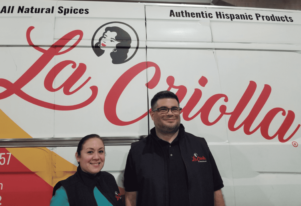 María y José Chaparro se enfocan en el crecimiento de La Criolla, una empresa con potencial para expandirse por todo el Medio Oeste y Estados Unidos